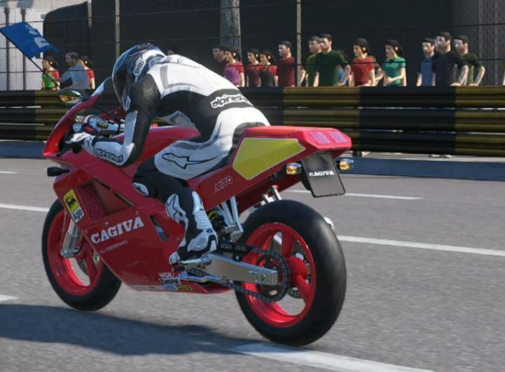 Cagiva Mito 125cc 1993