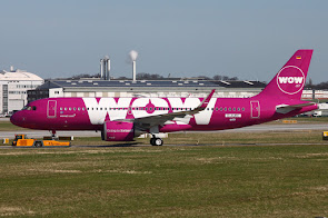 1st. A320Neo for WOW