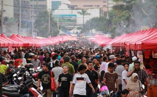 Senarai Bazar Ramadan Sekitar Kawasan Kuala Lumpur Tahun 2019