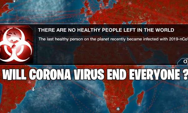 Τρία όπλα: οικονομική κατάρρευση,εμφύλιος πόλεμος, μαζικές επιδημίες για να αποδεκατίσουν τον πληθυσμό της Γης