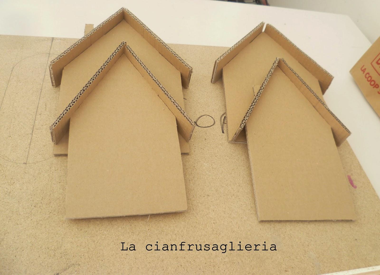 Favorito Come Costruire Una Casetta Di Cartone UU87 » Regardsdefemmes AS95