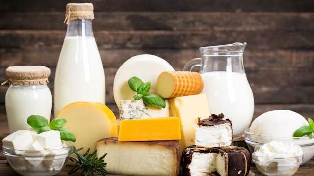 Productos lácteos reducen 20% riesgo de cáncer colorrectal