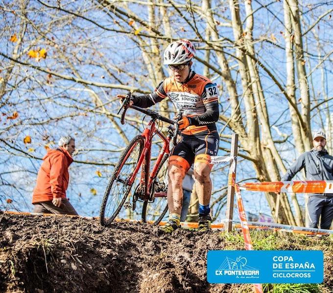 Se celebrará una carrera inclusiva durante el Campeonato de España de Ciclocross en Pontevedra