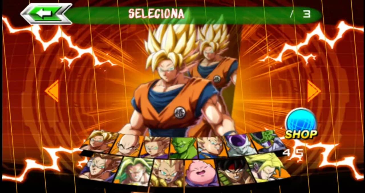 Dragon Ball Fighter Z Apk Download