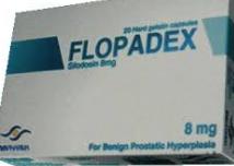 سعر اقراص فلوبادكس flopadex لعلاج البروستاتا