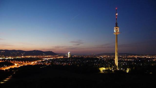 Donauturm em Viena