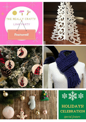 http://keepingitrreal.blogspot.com.es/2017/12/the-really-crafty-link-party-97-featured-posts.html