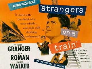Strangers2Bon2Ba2BTrain - Alfred Hitchcock's Five Movie Original Scores