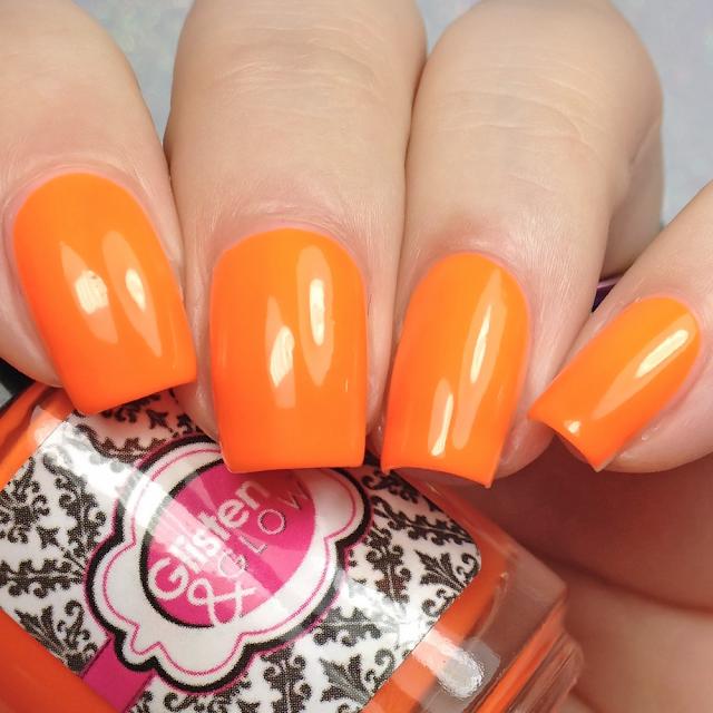 Glisten & Glow-Slushies & Sun Tans