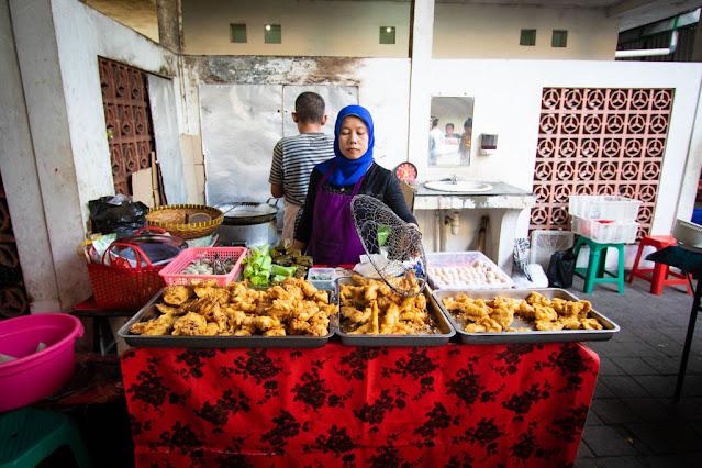 Mercato di Sanur-Bali
