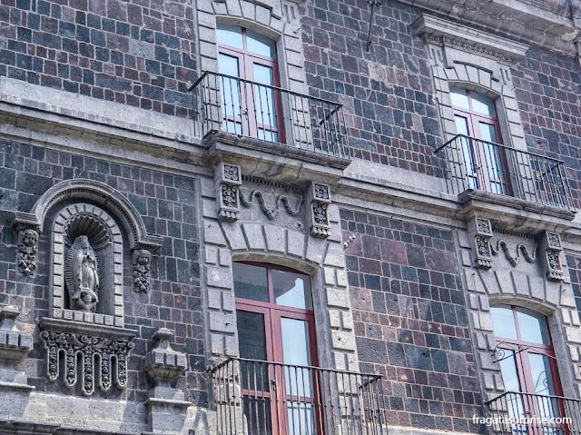 Casarão no Centro Histórico da Cidade do México