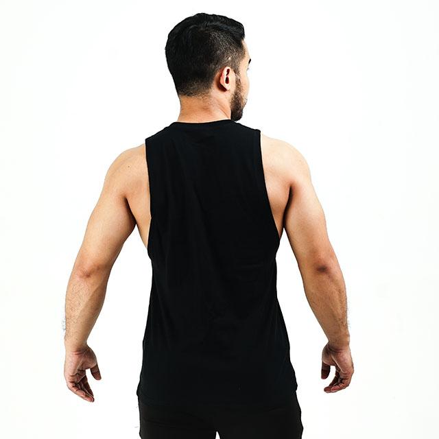 Long Cut Basic Black
