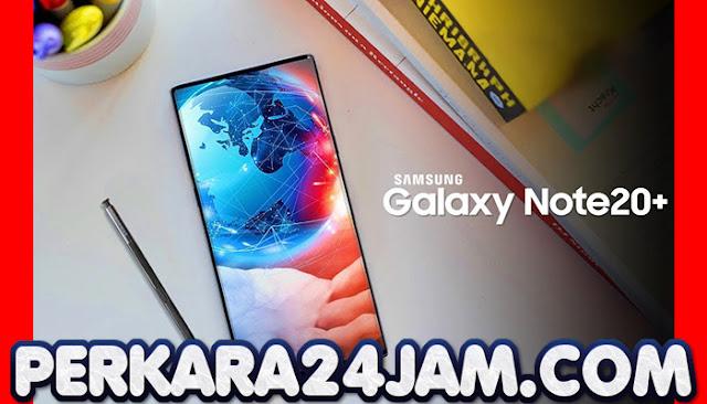 Galaxy Note20 Plus Dengan Kamera 108 Dan Baterai 4.500 MAH
