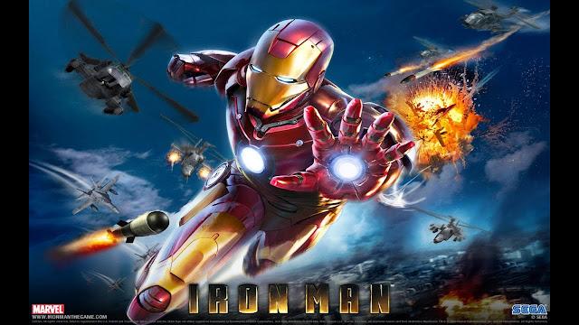 تحميل لعبة ايرون مان Iron Man game