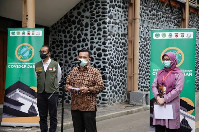 Kadisdik Jabar : 228 Kecamatan di Jabar Sudah Zona Hijau, Dapat Menggelar KBM Tatap Muka