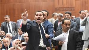 احمد طنطاوي يخسر في إنتخابات مجلس الشعب 2020.