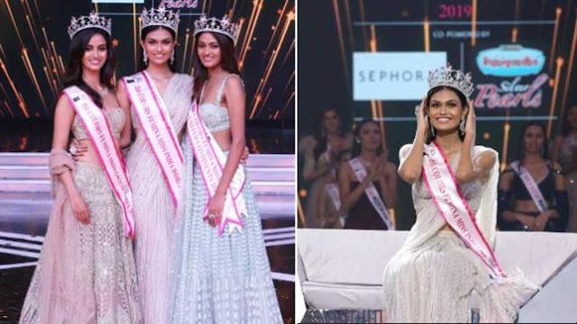 Femina Miss India 2019: सुमन राव कें फेमिना मिस इंडिया खिताब