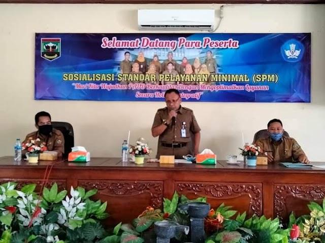 Kadisdikbud Ramler, SH.MM : Paud investasi SDM masa depan