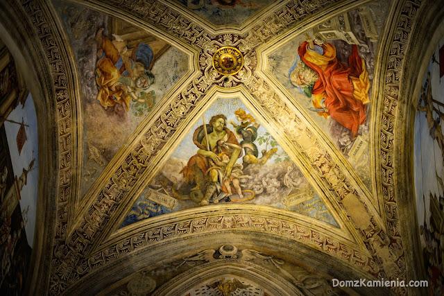 Santa Maria Novella Dom z Kamienia