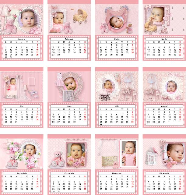 calendar de birou PITIC