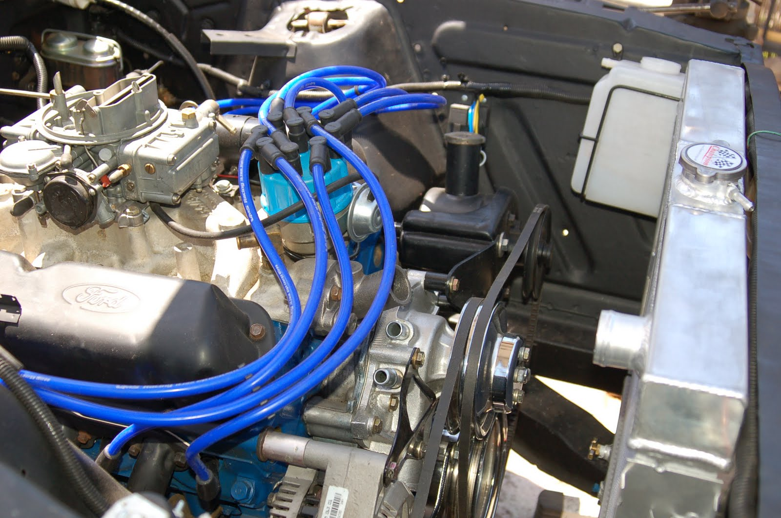 msd 6al wiring diagram mustang 5 0 gy6 150cc buggy 302 plug wire - schemes