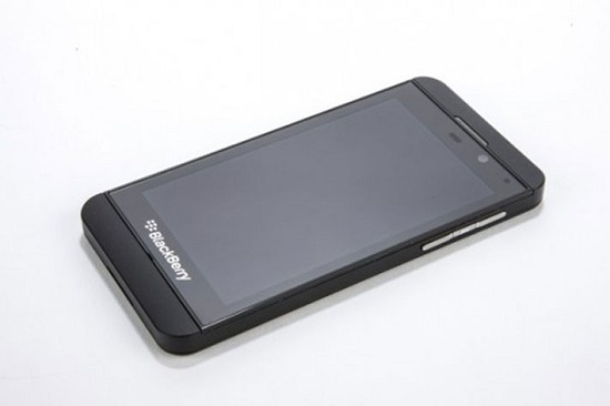 samartphone blackberry z10