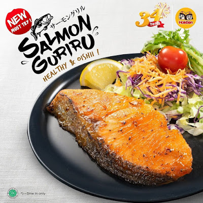 Salmon Guriru