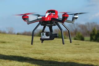 Spesifikasi Drone Traxxas Aton dan Aton+ - OmahDrones
