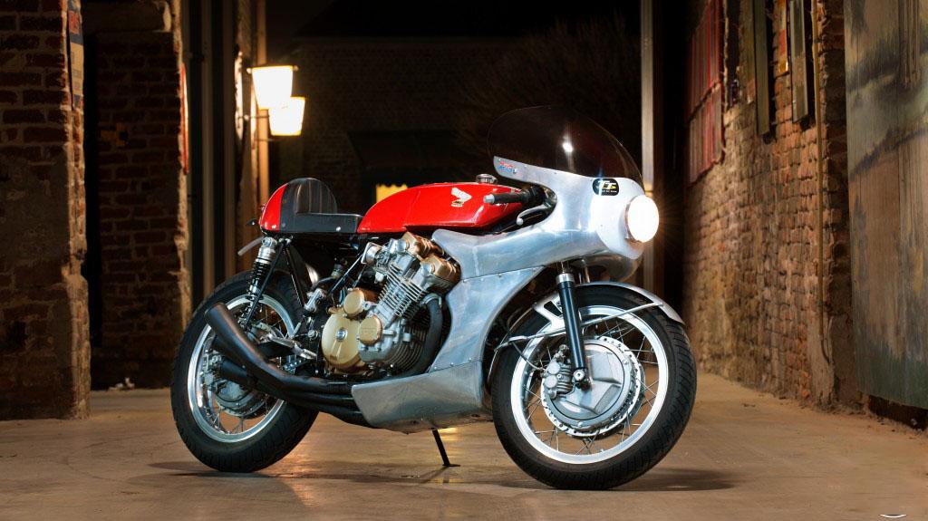 cbx 1000 racing vintage - rocketgarage - cafe racer magazine