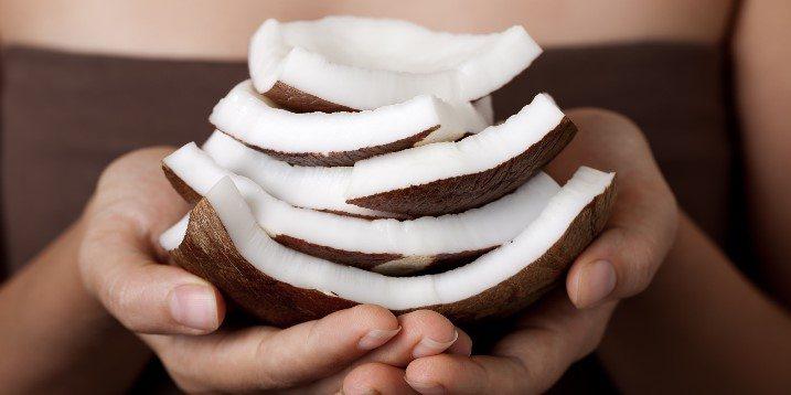 Minyak kelapa untuk HIV - Medis Holistik