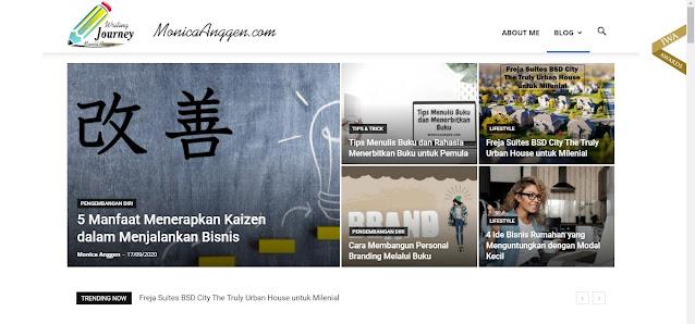 website blog monica anggen