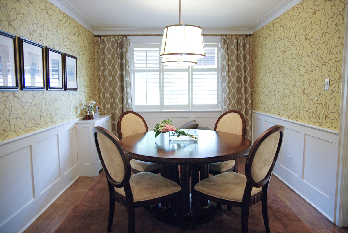 before and after home renovations, home remodel ideas, dining room renovation, dining room remodel, small dining room renovation