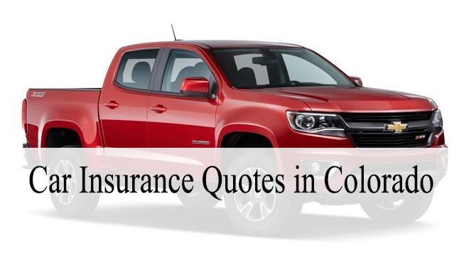 Car Insurance Quotes in Colorado | Informasi Seputar Harga ...