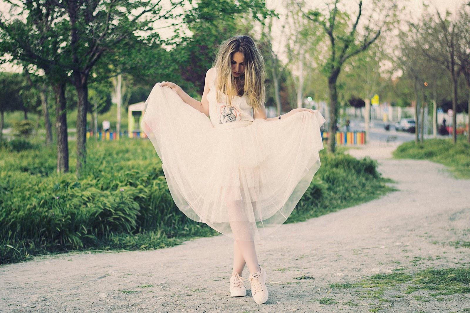 falda de tul comprar