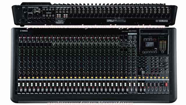 Harga Mixer Yamaha MGP32X
