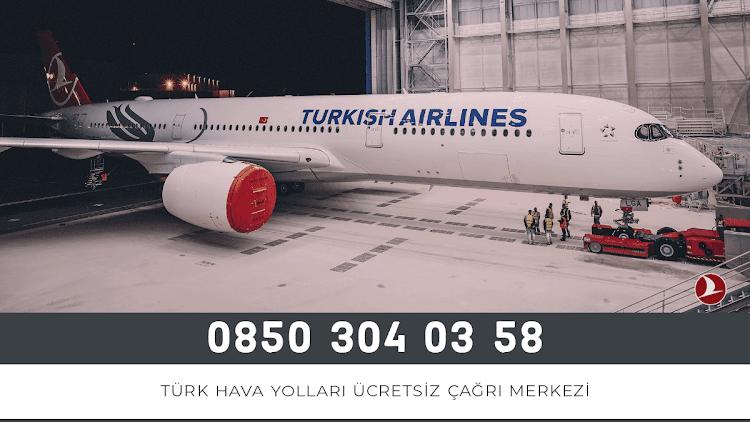 Türk Hava Yolları Ücretsiz Çağrı Merkezi
