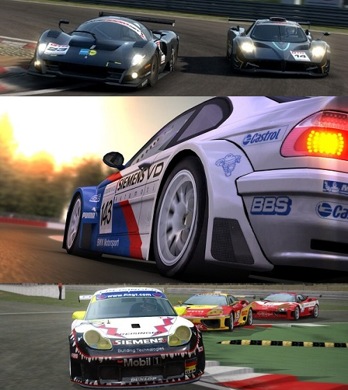 Differences of GTR 3 vs GTR 2 and GTR in Gameplay