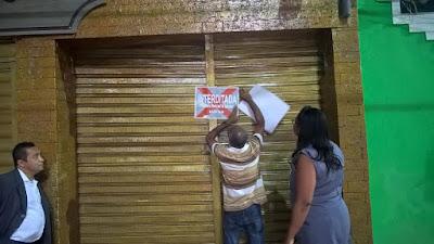 Sucom interdita casa de striptease no Rio Vermelho