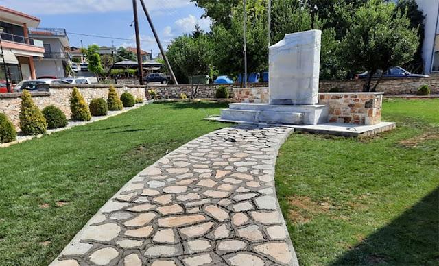Αμυγδαλεώνας: Έφτασε η στιγμή των αποκαλυπτηρίων του μνημείου Γενοκτονίας Ποντιακού Ελληνισμού