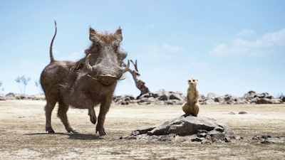 The Lion King 2019 Full Movie HD BRRIP in Dual Audio [HIndi-Cleaned] Download (720p,1080p)