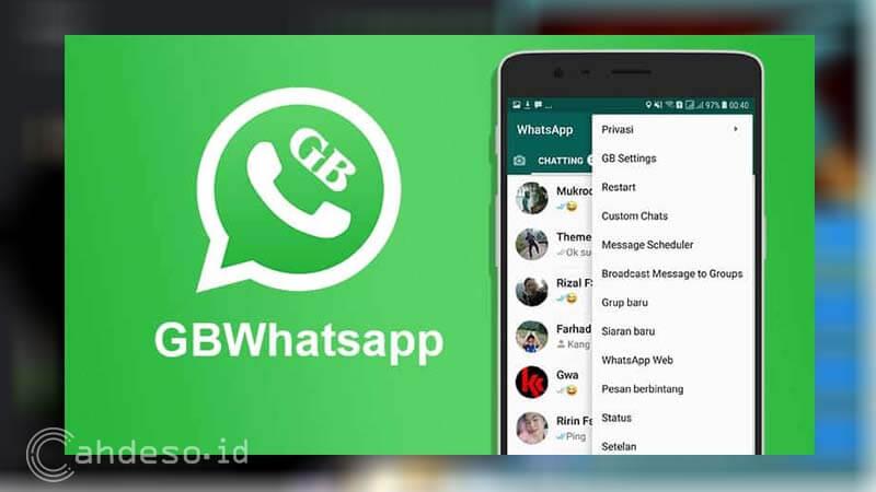 Download  Status WA dengan WhatsApp MOD