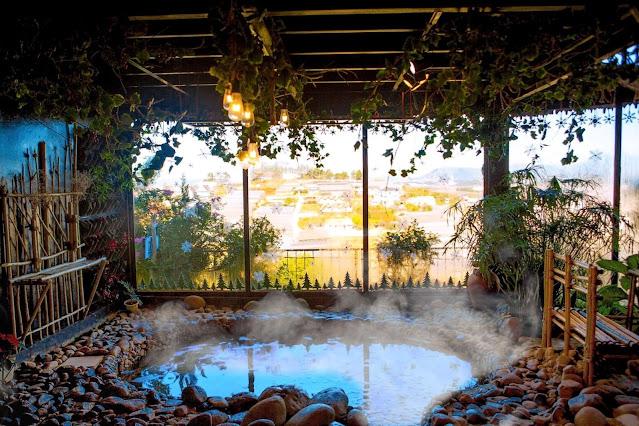 D'LATS - Vé Xông hơi công cộng và tắm suối nóng Đà Lạt