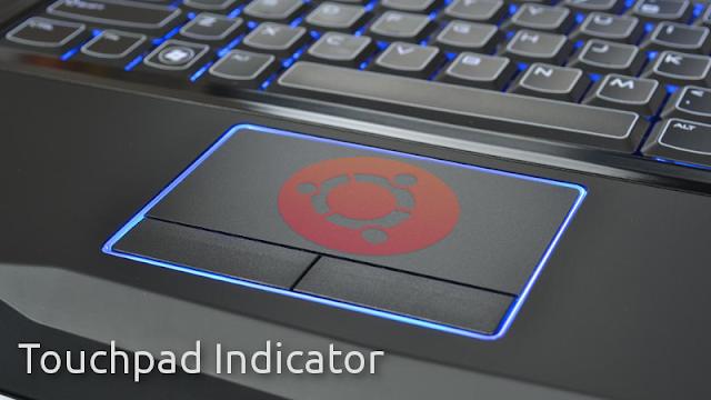 Touchpad Indicator Ubuntu