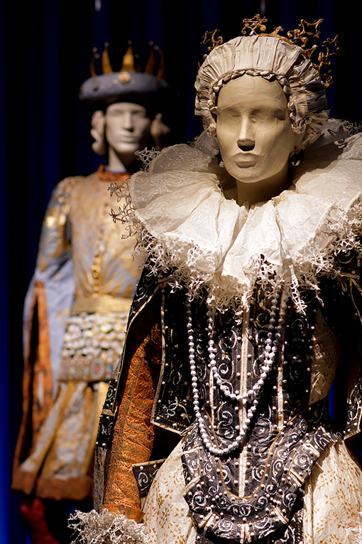 Fashioning Art from Paper - SCAD FASH - Photo: Travis Swann Taylor
