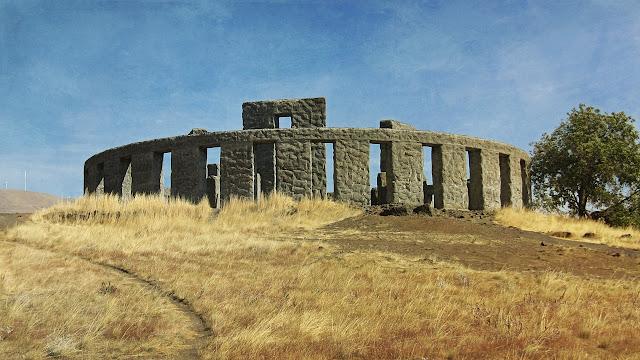 Stonehenge on the Columbia...
