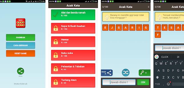5 Game Android Bagus Untuk Mengasah Otak
