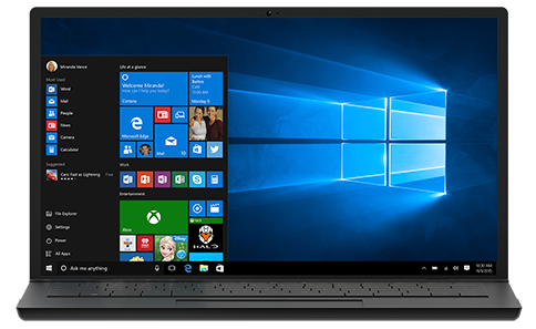 Windows 10 Masaüstünde Gözüken Yeşil ve Mavi Tik Nedir ?