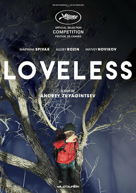 Loveless Poster Cannes