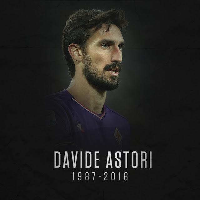 Kapten Fiorentina Meninggal Dunia