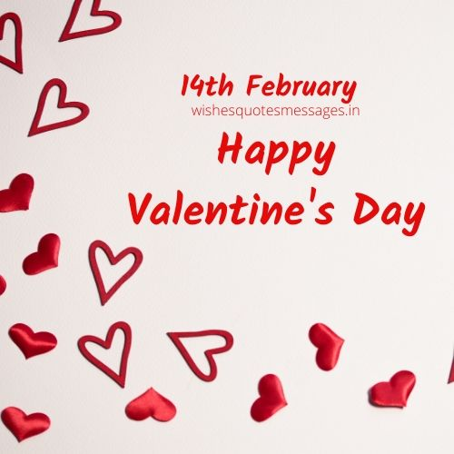 Valentine's Day 2021 Date: 14th February Sunday